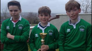 U13 Charity Cup Winners 1
