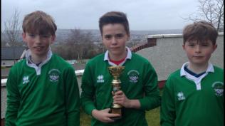 U13 Charity Cup Winners 2